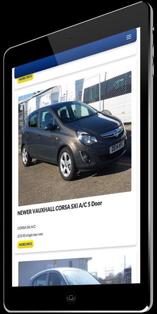 Choice vehicle rentals hove